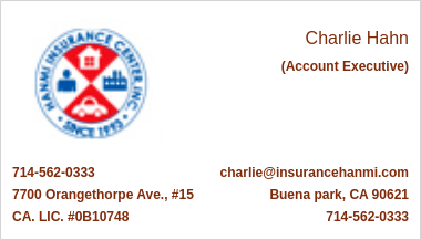 HanMi Insurance Center,Inc. 1589877710